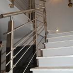 balustrady, poręcze